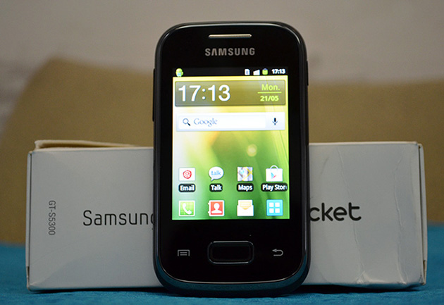 Samsung Galaxy Pocket Baruku